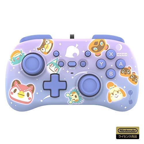 任天堂ライセンス商品 期間限定お試し価格 どうぶつの森 ホリパッドミニ for 新商品 Switch対応 Nintendo Switch