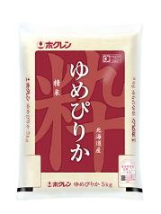 ホクレンゆめぴりか 5kg×2袋=10kg 令和元年 2019年度産 新米 北海道産 TV・CMでも話題の新登場高級米