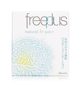 佳丽宝freeplus(自由的加)nachurarufittopakutopaudafandeshombeju-B<refiru.11g>