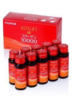 【お年玉ポイント5倍】アスタリフト ドリンク ピュアコラーゲン10000 (30ml×10本)10,000mgの低分子コラーゲン 3箱セット