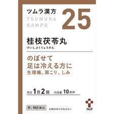 【第2類医薬品】【20包 10日分】送料無料 5個セット ツムラ漢方 桂枝茯苓丸料 エキス顆粒A  けいしぶくりょうがんりょう (20包)x5