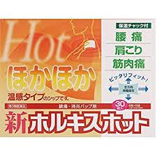 【第3類医薬品】送料無料 10個セット 新ホルキスホット 30枚入(6枚×5袋)x10