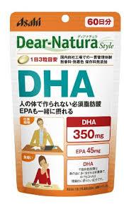 【送料無料】180粒×10 アサヒフードアンドヘルスケア  ディアナチュラスタイル DHA 180粒(60日分)×10