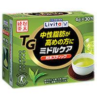 【送料無料】10箱セット 中性脂肪が高めの方に 大正リビタ  ミドルケア 粉末スティック 4g×30包×10