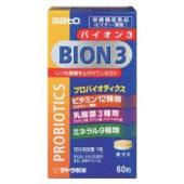 60粒×5 BION3 バイオン3 ばいおん