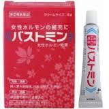 【第(2)類医薬品】4g×3 宅配便 送料無料 女性ホルモンの補充に バストミン クリーム 4g×3