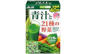 送料無料 40袋×10 青汁と21種類の野菜 40袋×10