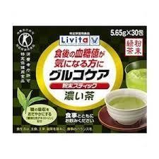 【送料無料】30包×12 大正製薬 グルコケア粉末スティック 濃い茶 30包×12