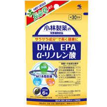 【送料無料】ポスト便発送 180粒×6 小林製薬 DHA EPA α リノレン酸 180粒×6