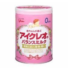【送料無料】10個セット アイクレオ バランスミルク 800g×10