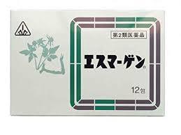 【第2類医薬品】即発送  ホノミ漢方薬 エスマーゲン 12包x10【第2類医薬品】