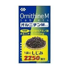 送料無料 150粒×6 オルニチン M 6粒×25袋入×6 おるにちん
