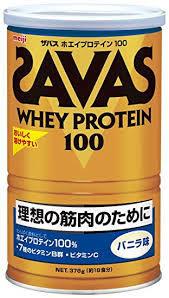 【送料無料】378g×5 ザバス ホエイプロテイン 100 バニラ 18食分 378g×5