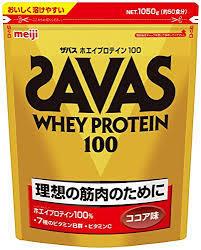 【送料無料】1050g×5 ザバス ホエイプロテイン 100 ココア 50食分 1050g×5
