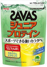 【送料無料】700g 50食分×5 ザバス ジュニアプロテイン マスカット風味 700g 50食分×5