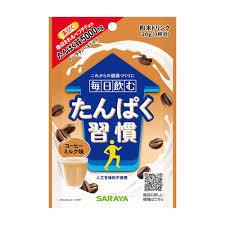 【送料無料】宅配便発送 東京サラヤ 20g×56袋入 毎日飲む たんぱく習慣 20g×56袋入 コーヒーミルク味