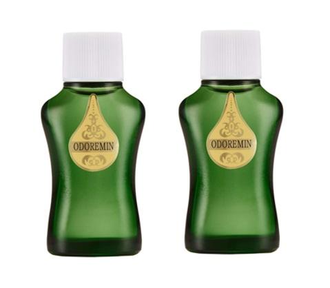 無香料 制汗剤 2本セット オドレミン マート 年中無休 25ml 送料無料