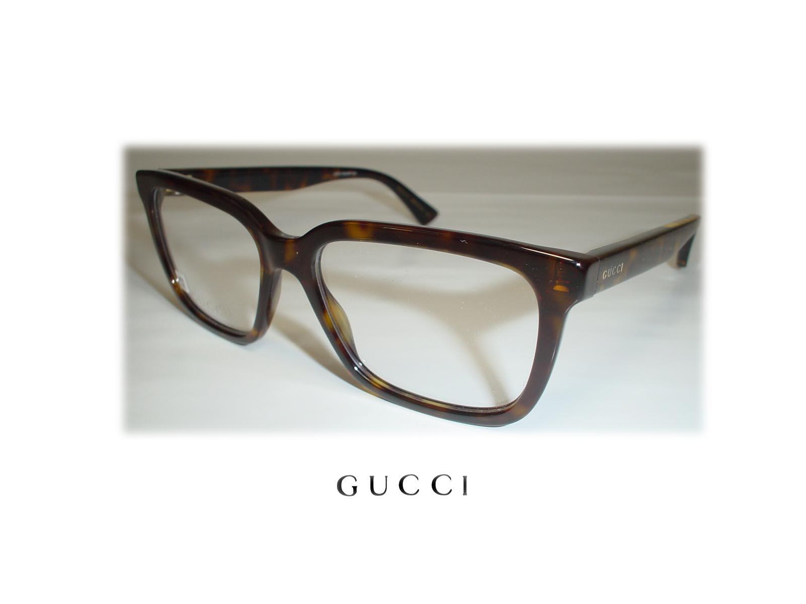 ★★GUCCI★★ GG0160O53□17-145 002ブラウン超薄型非球面レンズ付グッチ メガネ