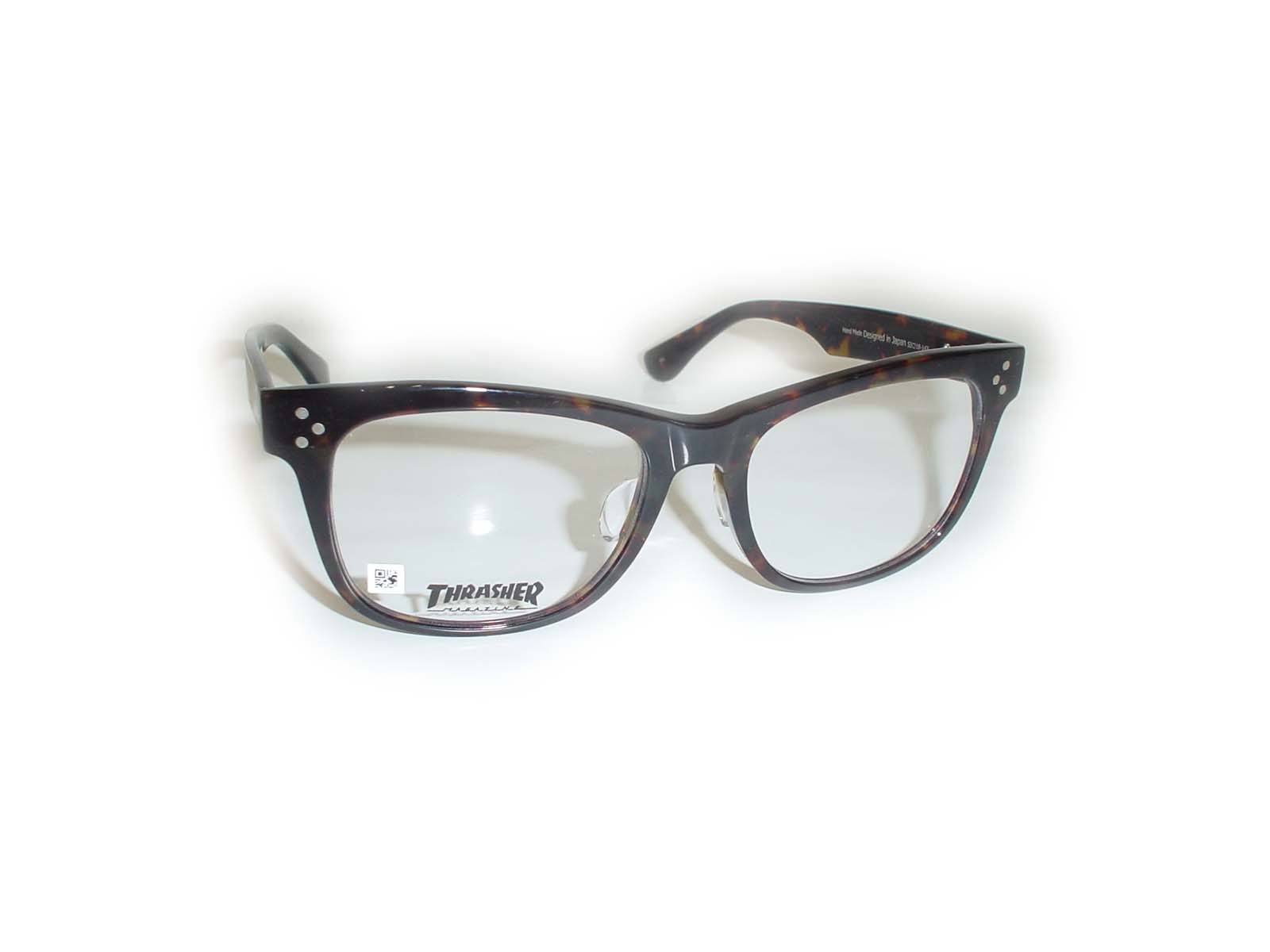 ★THRASHER(スラッシャー)★80353□18-143COL.デミブラウンHV超薄型非球面レンズ付