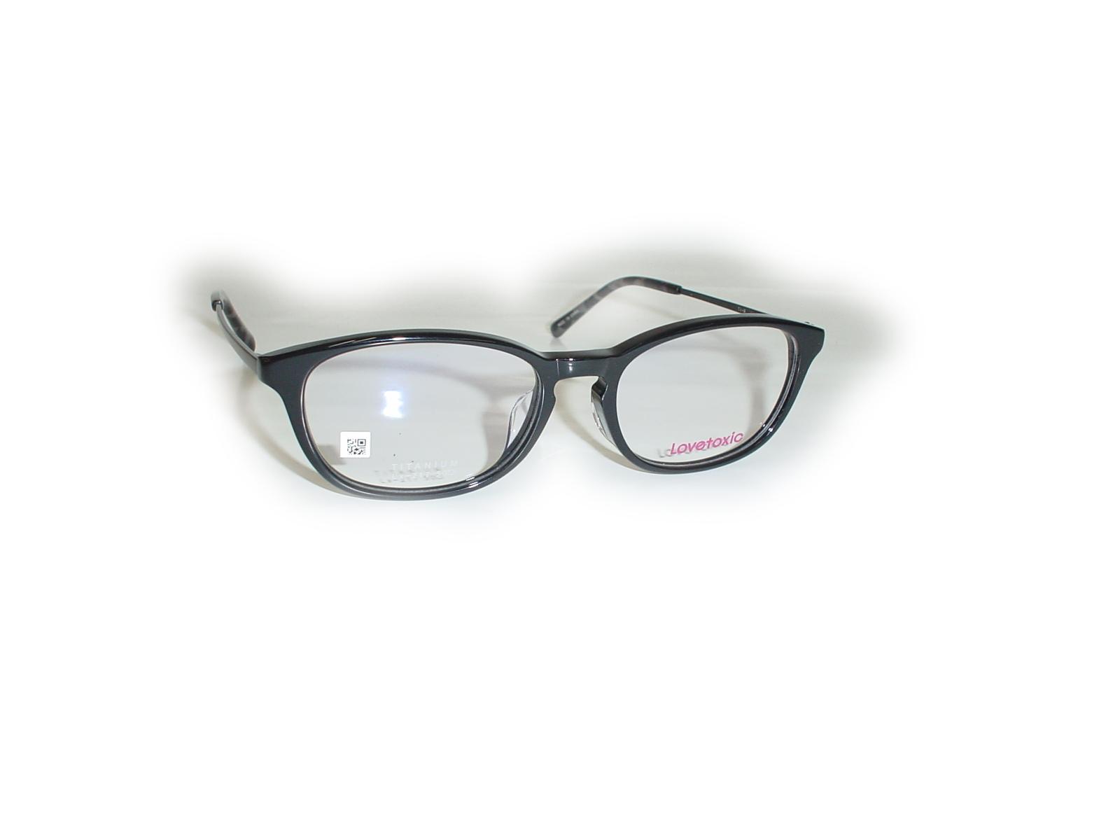 ★Lovetoxic(ラブトキシック)★Lx-21750□17-137COL.4 BK超薄型非球面レンズ付