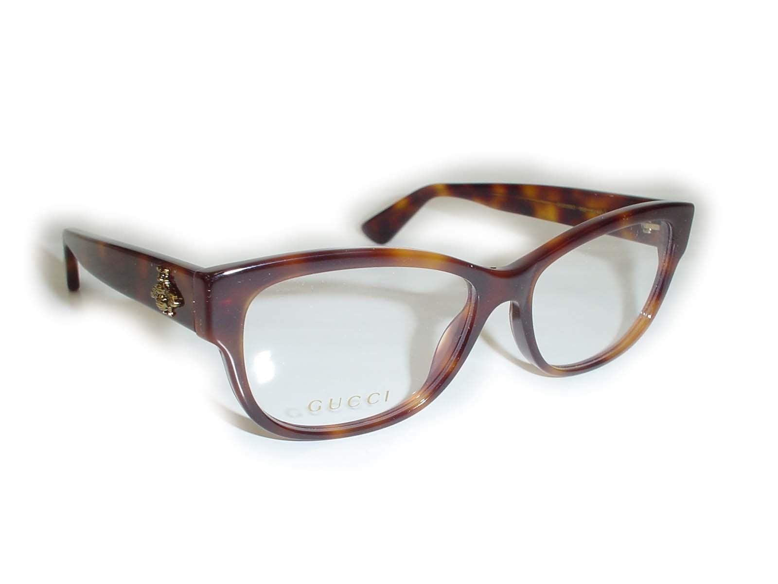 ★★GUCCI★★ GG0098O 53□15-140 002 ブラウン超薄型非球面レンズ付グッチ メガネ