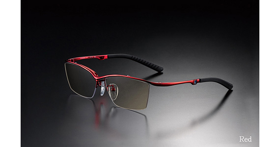 様々なシーンでブルーライトから目を守ります G-SQUARE ジースクエア ゲーミンググラス カジュアル ブラウン 度無し ナイロール RD PCメガネ ブルーライトカット pcめがね pc眼鏡 伊達メガネ 紫外線カット 青色光カット パソコンメガネ スマホ