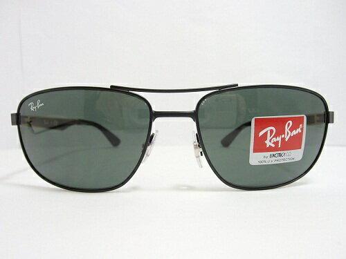 Ray-Ban(レイバン) サングラス RB3528 col.191/71  58mm  国内正規品 保証書付 メンズ レディース Ray-Ban レイバン UV 紫外線対策 ドライブプレゼント・贈り物に。