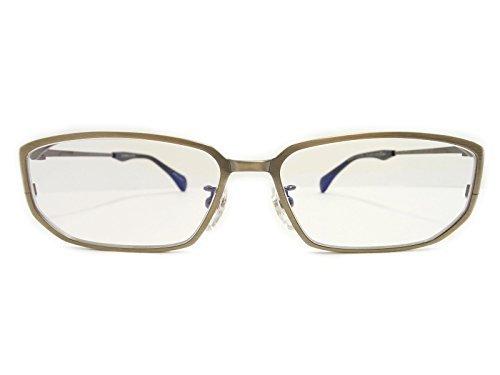 BLACK ICE Raise ブルーライトカット眼鏡  US-509(キングジョー) 日本製 ウルトラマン