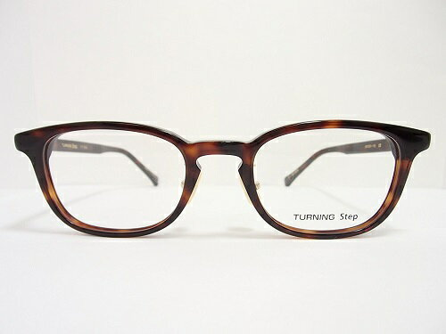 TURNING(ターニング) メガネ TP-319 col.02 49mm Step 谷口眼鏡製 日本製 メンズ レディース 眼鏡 フレーム 鯖江 国産 プレゼント・贈り物に。