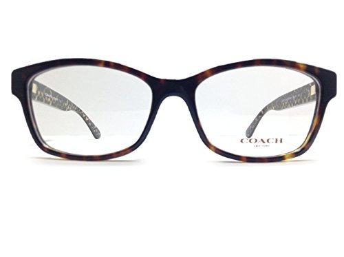 COACH(コーチ) メガネ HC 6116F col.5507(DarkTortoise) 54mm