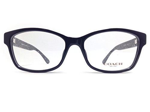 COACH(コーチ) メガネ HC 6116F col.5510(Black) 54mm