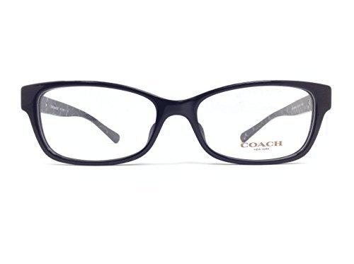 COACH(コーチ) メガネ HC 6119F col.5510(Black) 53mm