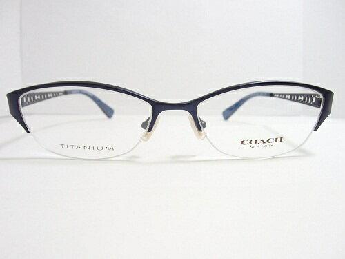 COACH(コーチ) メガネ HC 5060TD col.9153 (SatinNavy)  53mm COACH コーチ レディース 女性 プレゼント 記念日 贈り物に。