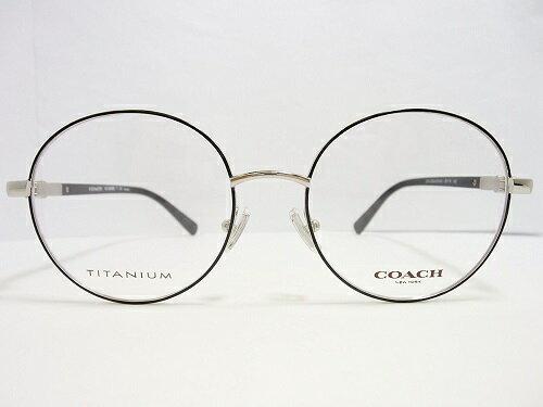 COACH(コーチ) メガネ HC 5089BD col.9314(BlackSilver) 52mm COACH コーチ レディース 女性 プレゼント 記念日 贈り物に。