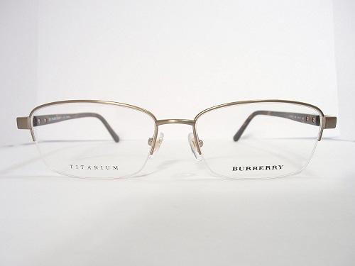 BURBERRY (バーバリー) メガネ B1288TD col.1002 55mm  バーバリー メンズ レディース ビジネス プレゼント 記念日 贈り物に。