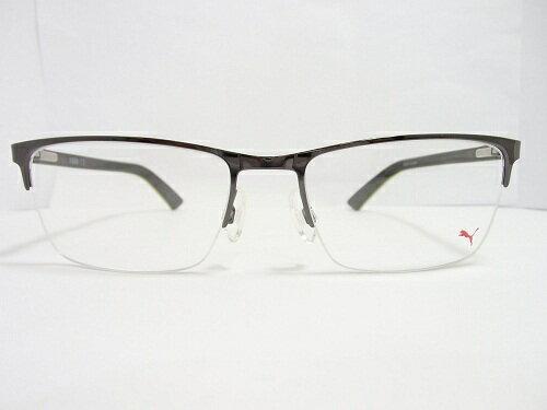 PUMA(プーマ)  メガネ PU00280 col.008 56mm ケリングアイウエアジャパン製品  国内正規品 メンズ  アイウェア メガネフレーム