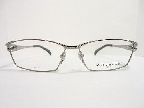 Masaki Matsushima(マサキマツシマ) メガネ MF-1202 col.3 59mm MADE IN JAPAN 日本製 メンズ ビジネス プレゼント 記念日 贈り物に。