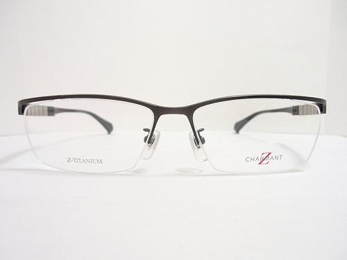 【CHARMANT Z】究極のアイウェアに向かって終わりなき進化を続ける CHARMANT Z(シャルマンゼット) メガネ ZT22314 col.GR 56mm  紳士 アイウェア メガネフレーム