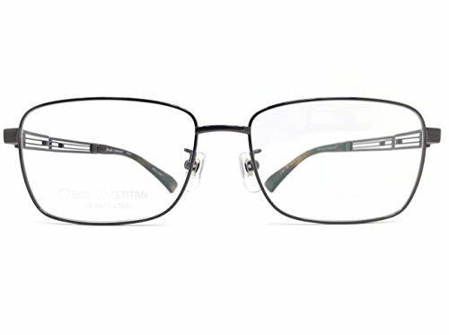 LineArtCHARMANT(ラインアートシャルマン) メガネ XL1800 col.BR 55mm 【料金そのままで伊達メガネ・度付きメガネも対応可】 紳士 アイウェア メガネフレーム