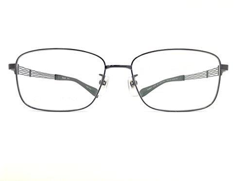 LineArtCHARMANT(ラインアートシャルマン) メガネ XL1077 col.GR 56mm 【料金そのままで伊達メガネ・度付きメガネも対応可】