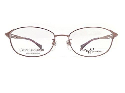ReegoCHARMANT(リーゴシャルマン) メガネ XW4014 col.VO 51mm 【料金そのままで伊達メガネ・度付きメガネも対応可】  婦人 アイウェア メガネフレーム