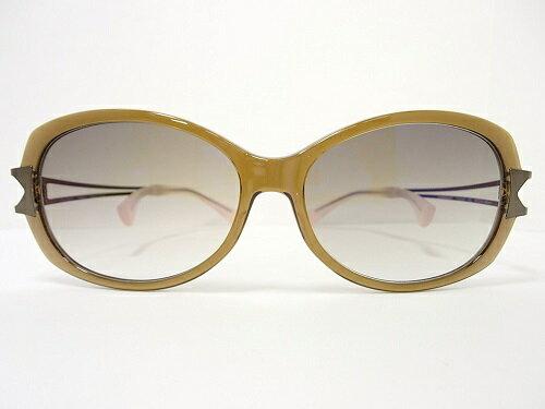 Choco Sun(ちょこサン) 鼻パッド無し サングラス FG24501 col.OL 57mm 【Mサイズ】 ブルーライトカット UVカット チョコサン ちょこさん【あす楽対応】