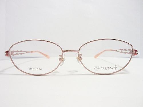 PRISM(プリズマ) メガネ  PM24321  col.PK  50mm シャルマン レディース 女性 プレゼント 記念日 贈り物に。