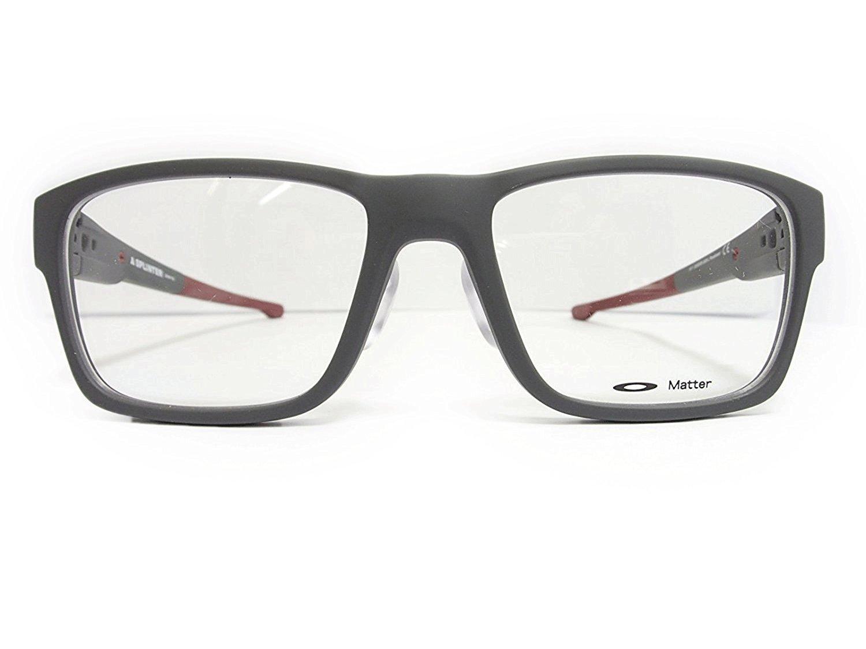 オークリー 記念日 メンズ OX8095-0654 col.Pavement 贈り物に。 (オークリー) OAKLEY ビジネス メガネ プレゼント 54mm レディース