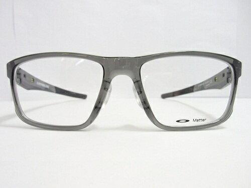 OAKLEY(オークリー) メガネ HYPERLINK(ハイパーリンク) OX8051-0254 グレースモーク 54mm  オークリー メンズ レディース ビジネス プレゼント 記念日 贈り物に。