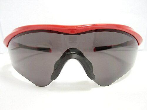 OAKLEY(オークリー) サングラス M2 Frame(エムツーフレーム) 9345-02 REDLINE スポーツ アスリート