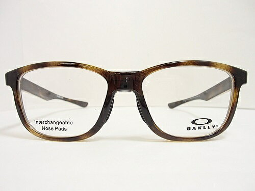 OAKLEY(オークリー) メガネ CrossStep(クロスステップ)  OX8106-0452 52mm 【交換用ノーズパッド4サイズ付き】