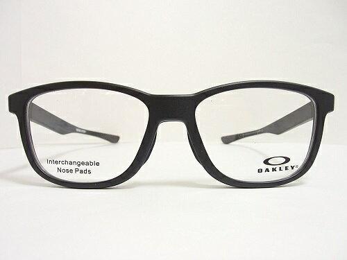 OAKLEY(オークリー) メガネ CrossStep(クロスステップ)  OX8106-0152 52mm 【交換用ノーズパッド4サイズ付き】