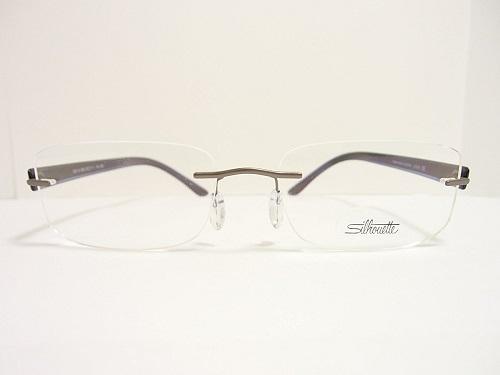 Silhouette(シルエット) メガネ 5243 42 6054 55mm