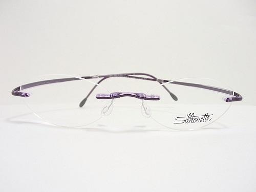 Silhouette(シルエット) メガネ 1966 01 6057 49mm
